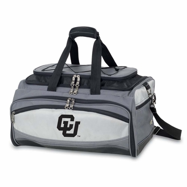 Colorado Buccaneer Tailgating Embroidered Cooler (Black)