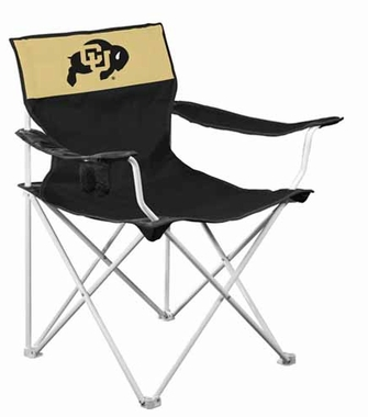 Colorado Canvas Adult Folding Logo Chair