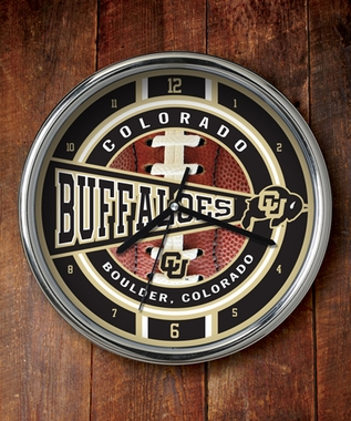 Colorado Chrome Clock
