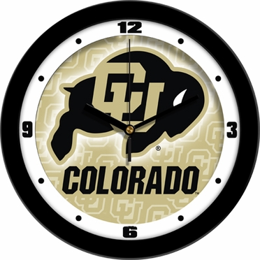 Colorado Dimension Wall Clock