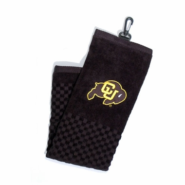 Colorado Embroidered Golf Towel