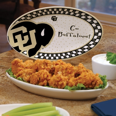 Colorado Gameday Ceramic Platter