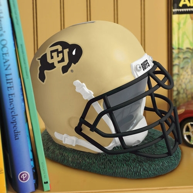 Colorado Helmet Shaped Bank