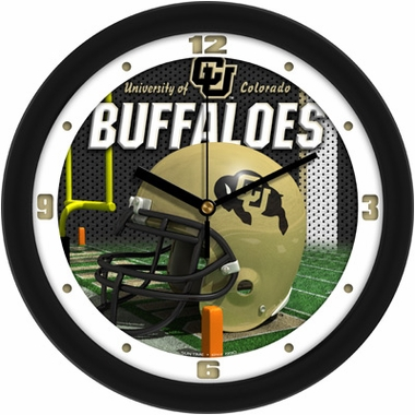 Colorado Helmet Wall Clock