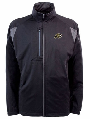 Colorado Mens Highland Water Resistant Jacket (Team Color: Black)