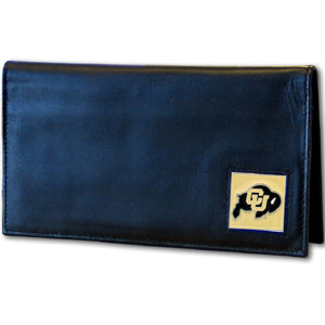 Colorado Leather Checkbook Cover (F)