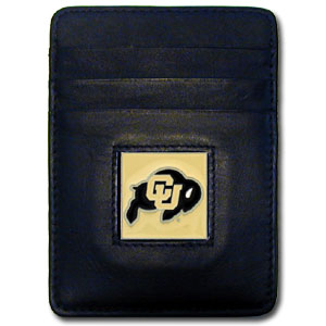 Colorado Leather Money Clip (F)