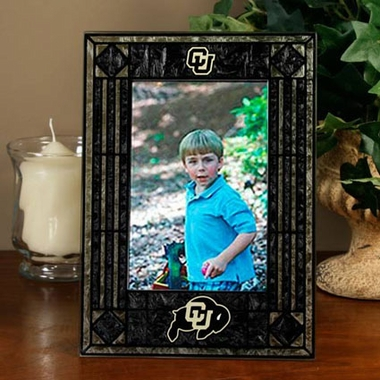 Colorado Portrait Art Glass Picture Frame