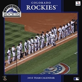 Colorado Rockies Calendars