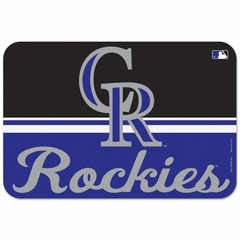 Colorado Rockies 20 x 30 Mat