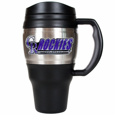 Colorado Rockies 20oz Oversized Travel Mug