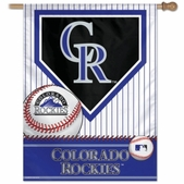 Colorado Rockies Flags & Outdoors