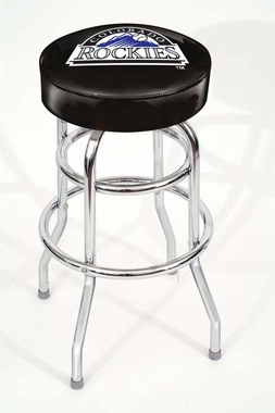 Colorado Rockies Bar Stool
