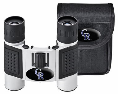 Colorado Rockies Binoculars and Case