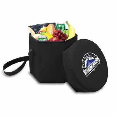 Colorado Rockies Bongo Cooler / Seat (Black)