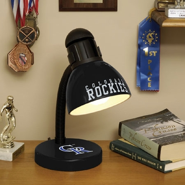 Colorado Rockies Dorm Lamp