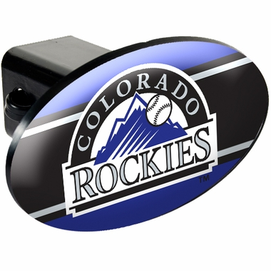 Colorado Rockies Economy Trailer Hitch
