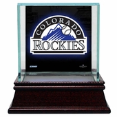 Colorado Rockies Display Cases
