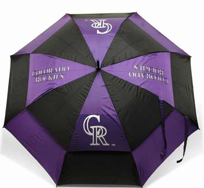 Colorado Rockies Golf Umbrella
