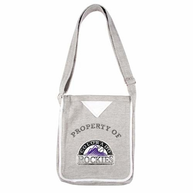 Colorado Rockies Hoodie Crossbody Bag