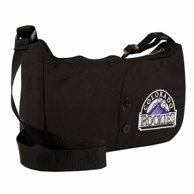 Colorado Rockies Jersey Material Purse