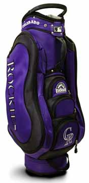 Colorado Rockies Medalist Cart Bag
