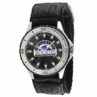 Colorado Rockies Mens Veteran Watch