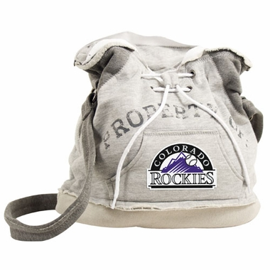Colorado Rockies Property of Hoody Duffle