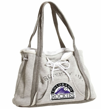 Colorado Rockies Property of Hoody Purse