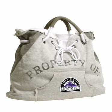 Colorado Rockies Property of Hoody Tote