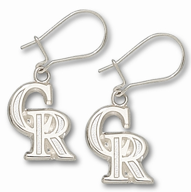 Colorado Rockies Sterling Silver Post or Dangle Earrings