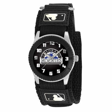 Colorado Rockies Youth Rookie Watch (Black)