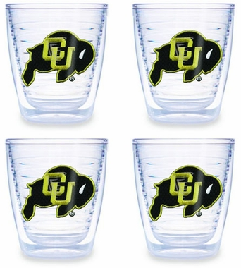 Colorado Set of FOUR 12 oz. Tervis Tumblers