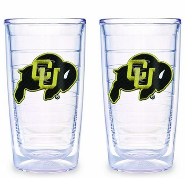 Colorado Set of TWO 16 oz. Tervis Tumblers