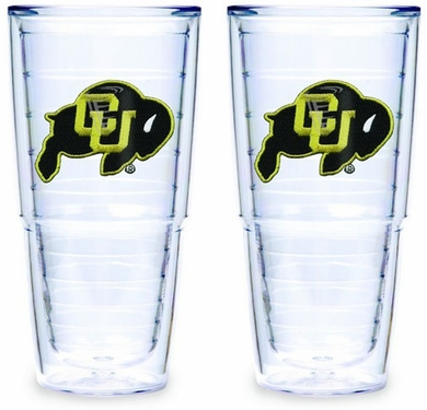 Colorado Set of TWO 24 oz. Tervis Tumblers