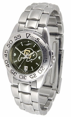 Colorado Sport Anonized Women's Steel Band Watch