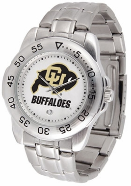 Colorado Sport Men's Steel Band Watch
