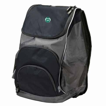 Colorado State Action Backpack (Color: Black)