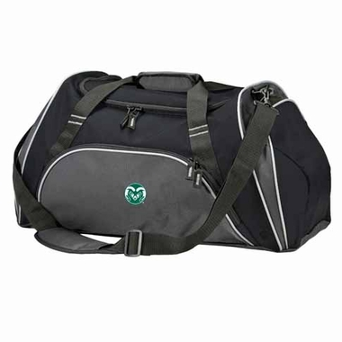 Colorado State Action Duffle (Color: Black)