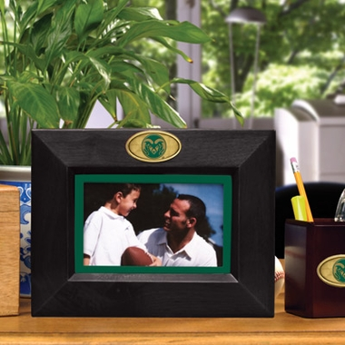 Colorado State BLACK Landscape Picture Frame