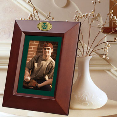 Colorado State BROWN Portrait Picture Frame