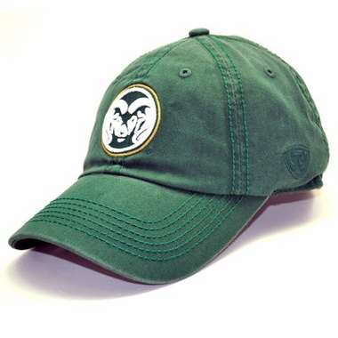 Colorado State Crew Adjustable Hat