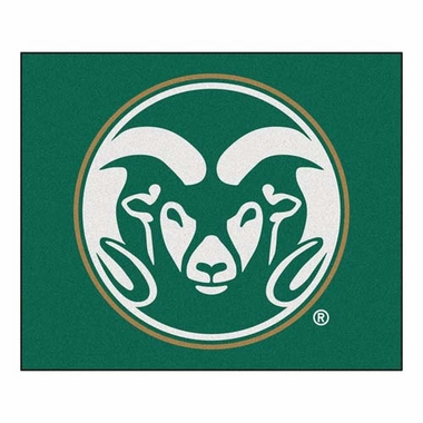 Colorado State Economy 5 Foot x 6 Foot Mat