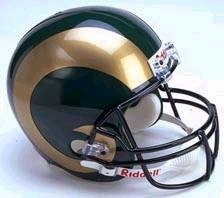 Colorado State Full Sized Replica Helmet
