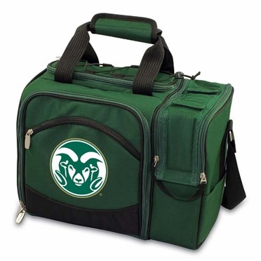 Colorado State Malibu Picnic Cooler (Green)