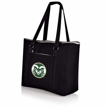 Colorado State Tahoe Beach Bag (Black)
