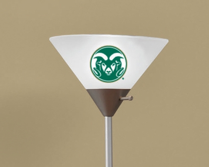 Colorado State Torchierre Floor Lamp