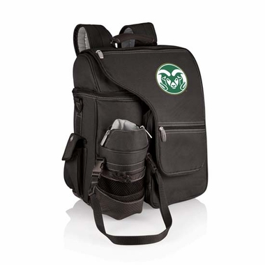 Colorado State Turismo Backpack (Black)