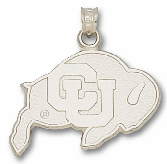 Colorado Sterling Silver Pendant