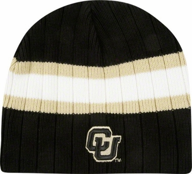 Colorado Stinger Cuffless Knit Hat Beanie